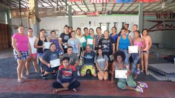 Women's Self-Defense Course May 2018