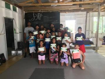 Kids July BJJ Seminar